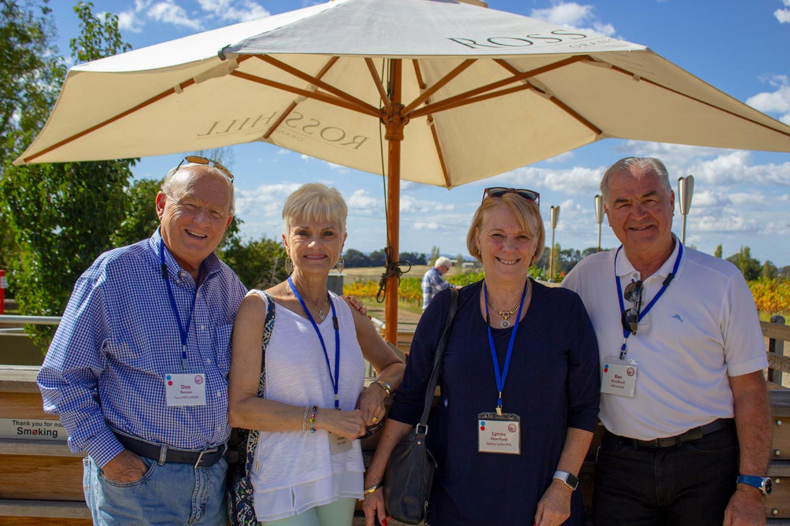 Saturday Ross Hill Winery, Orange 2019
